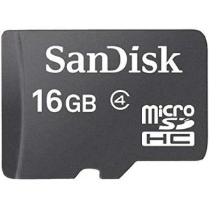 MicroSD 16GB